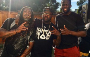 Beast Mode Threw An Amazing Block-Party To Celebrate Signing With The Oakland Raiders