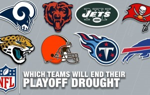 Which NFL Teams Will End Their Playoff Drought in 2017?