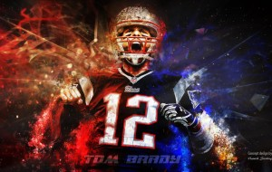 "This Video Titled ""Tom Brady's Rage"" Will Give You Chills Up And Down"