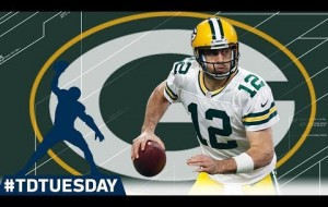 VIDEO:  Watch Every Aaron Rodgers 40+ Yard TD!