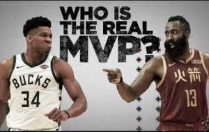 Giannis vs. Harden – who is the real MVP?