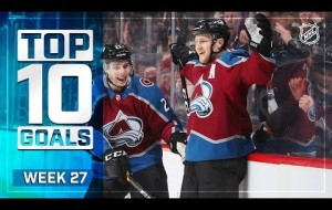 Top 10 Goals from Week 27 - NHL 2019 Season