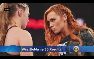 WrestleMania 35 Results: Becky Lynch Crowned RAW,  SmackDown Champion
