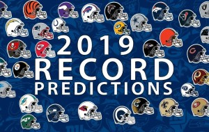 VIDEO: Predicting Every Team's 2019 Record