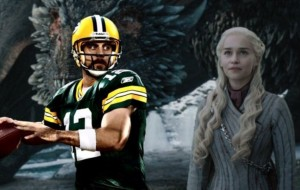 Aaron Rodgers Goes On Epic Rant Ripping The Ending Of Game Of Thrones