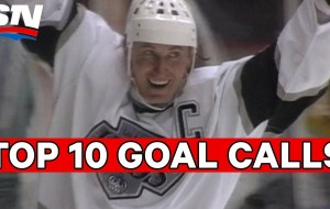Top 10 NHL Goal Calls of All-Time!
