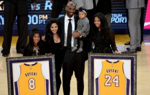 Vanessa Bryant breaks silence on death of husband, Kobe, and daughter Gianna