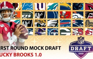 VIDEO: FULL 2020 First Round NFL Mock Draft