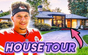 Video: Patrick Mahomes House Tour 2020