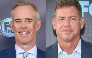 Joe Buck And Troy Aikman Caught On Hot Mic Mocking NFL Military Pregame Flyover