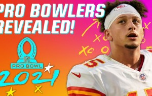 VIDEO: NFL 2021 Pro Bowlers Revealed!