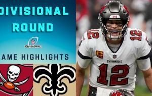VIDEO: Buccaneers vs. Saints Divisional Round Highlights