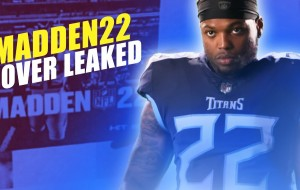Madden 22 Cover Athlete/Cover Art Leaked Online