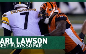 The Best Of Carl Lawson So Far | The New York Jets