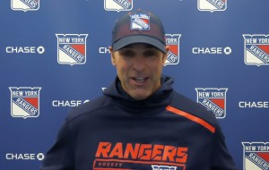Coach Quinn March 30 Pregame Availability | New York Rangers