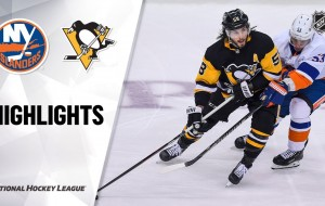 Islanders @ Penguins 3/29/21 | NHL Highlights