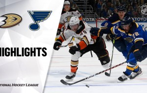 Ducks @ Blues 3/28/21 | NHL Highlights