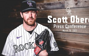 Scott Oberg Press Conference