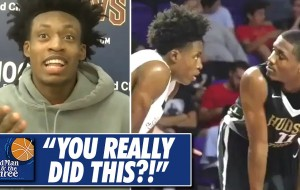 Collin Sexton Breaks Down The Viral Video of That Legendary Stare Down | JJ Redick