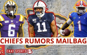 Chiefs Rumors On Micah Parsons, Kadarius Toney, Terrace Marshall, Aldon Smith & Kyle Pitts