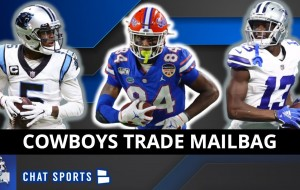 Cowboys Trade Rumors Mailbag On Teddy Bridgewater, Penei Sewell, Michael Gallup, Defensive Targets?