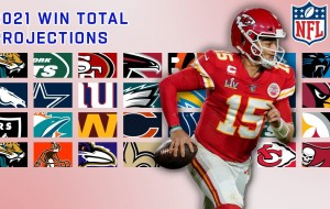 2021 Win Total Projections for Every NFL Team